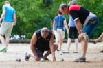 Sport activities Camping des Gorges de l'Oignin - MATAFELON-GRANGES