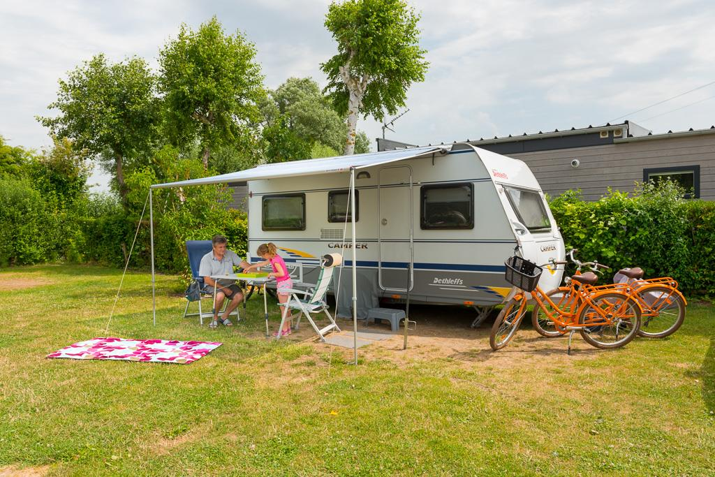 Camping les Aubepines, Le Crotoy, Somme