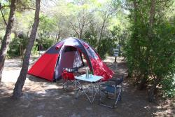 Parcela for tent/caravan/camper 3/6A