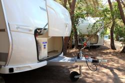 Caravan Plus With Toilet