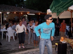 Entertainment organised Camping L'or Bleu ** - Barreme
