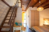 Rental - Type B1 - 2 adults 2children (ground floor, mezzanine) - Camping Village Vacances Bagheera