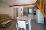 Rental - Type BS (ground floor, etage) B28-B31 - Camping Village Vacances Bagheera