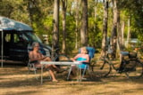 Pitch - Pitch (with electricity) - Camping Village Vacances Bagheera