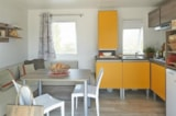Rental - Mobile-home 2 bedrooms / 2 bathrooms - Camping Village Vacances Bagheera