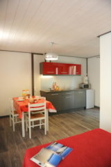 Rental - bungalow type A - Camping Village Vacances Bagheera