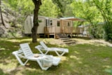 Rental - Mobile Home Confort - 2 Bedrooms - 1 Bathroom - Sunday/Sunday - Camping Sandaya Domaine du Verdon