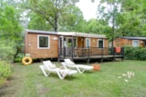 Rental - Mobile Home - 3 Bedrooms - 2 Bathrooms ** - Camping Sandaya Domaine du Verdon