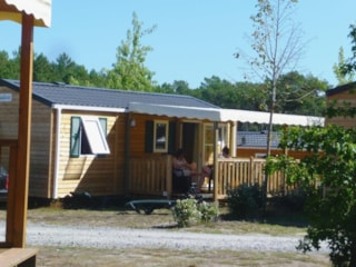 Mobile-Home Confort 2 Bedrooms + Terrace