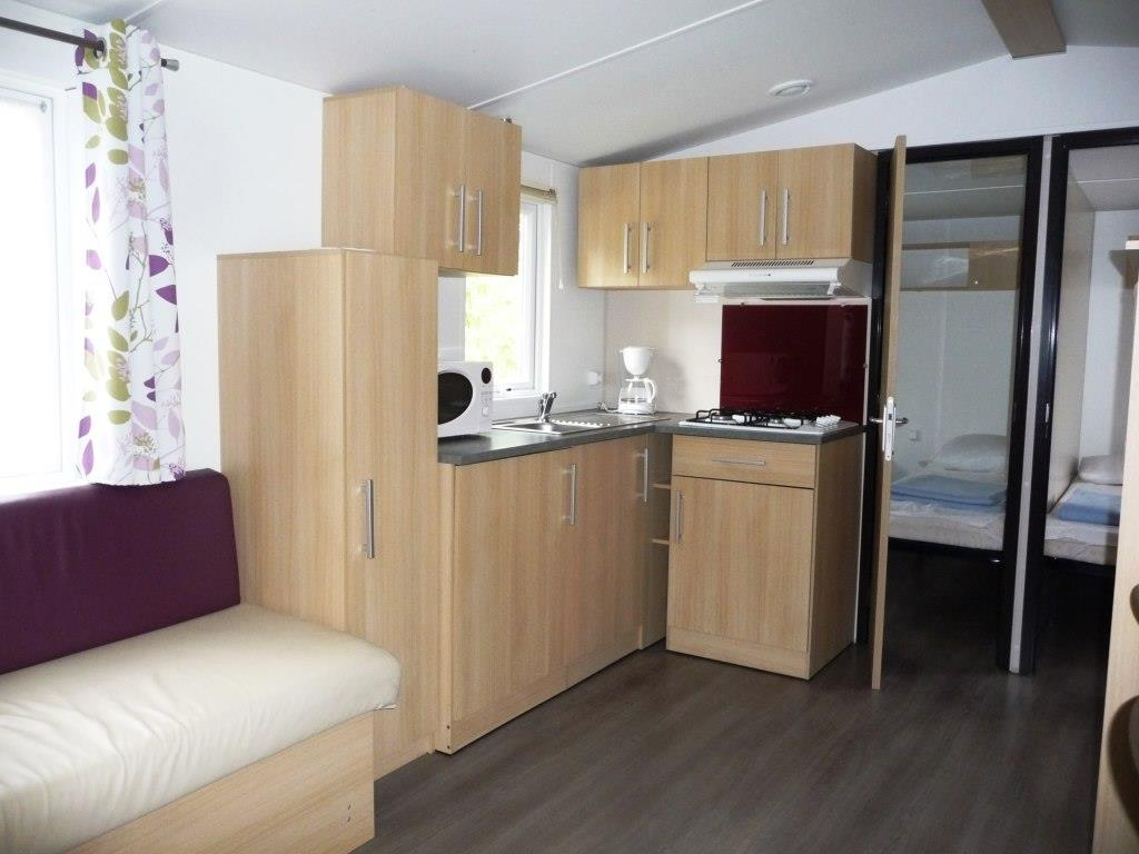 Mobilhome Confort 3 Chambres