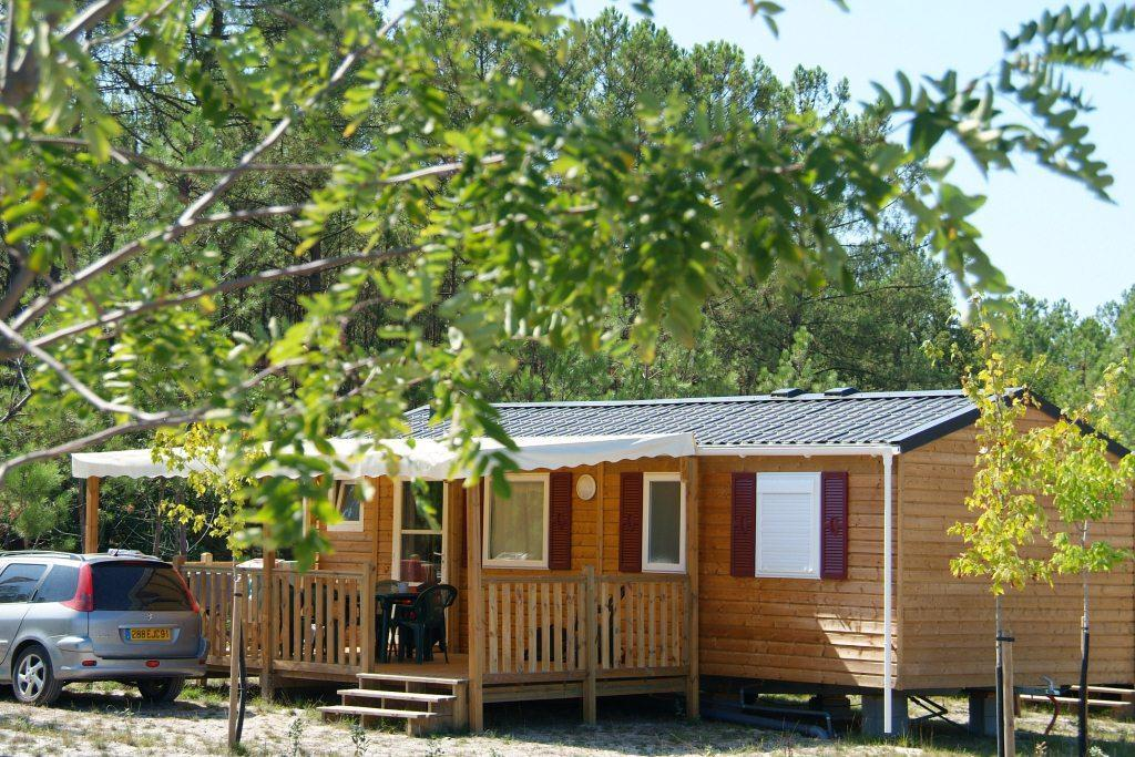 Locatifs - Mobilhome Confort 3 Chambres - Camping  Landes Oceanes