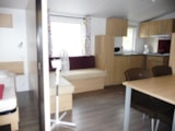 Rental - Mobile-home Confort 3 bedrooms - Camping LANDES OCEANES