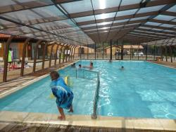Entertainment organised Camping Landes Oceanes - St Michel Escalus