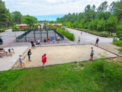 Sport activities Camping Landes Oceanes - St Michel Escalus