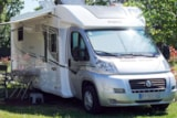 Pitch - Pitch SPECIAL CAMPINGCAR - Domaine Chasteuil-Provence