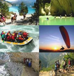 Leisure Activities Domaine Chasteuil-Provence - Castellane
