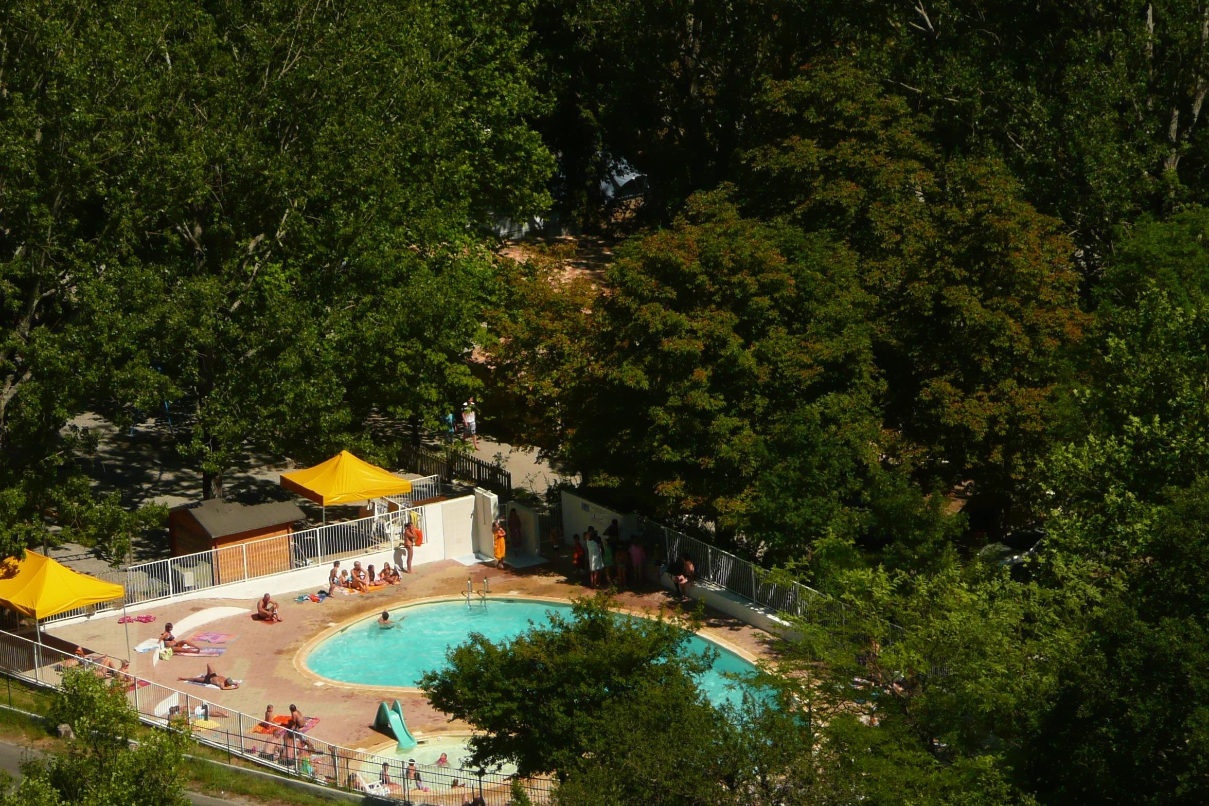 Mare, piscina Domaine Chasteuil-Provence - Castellane