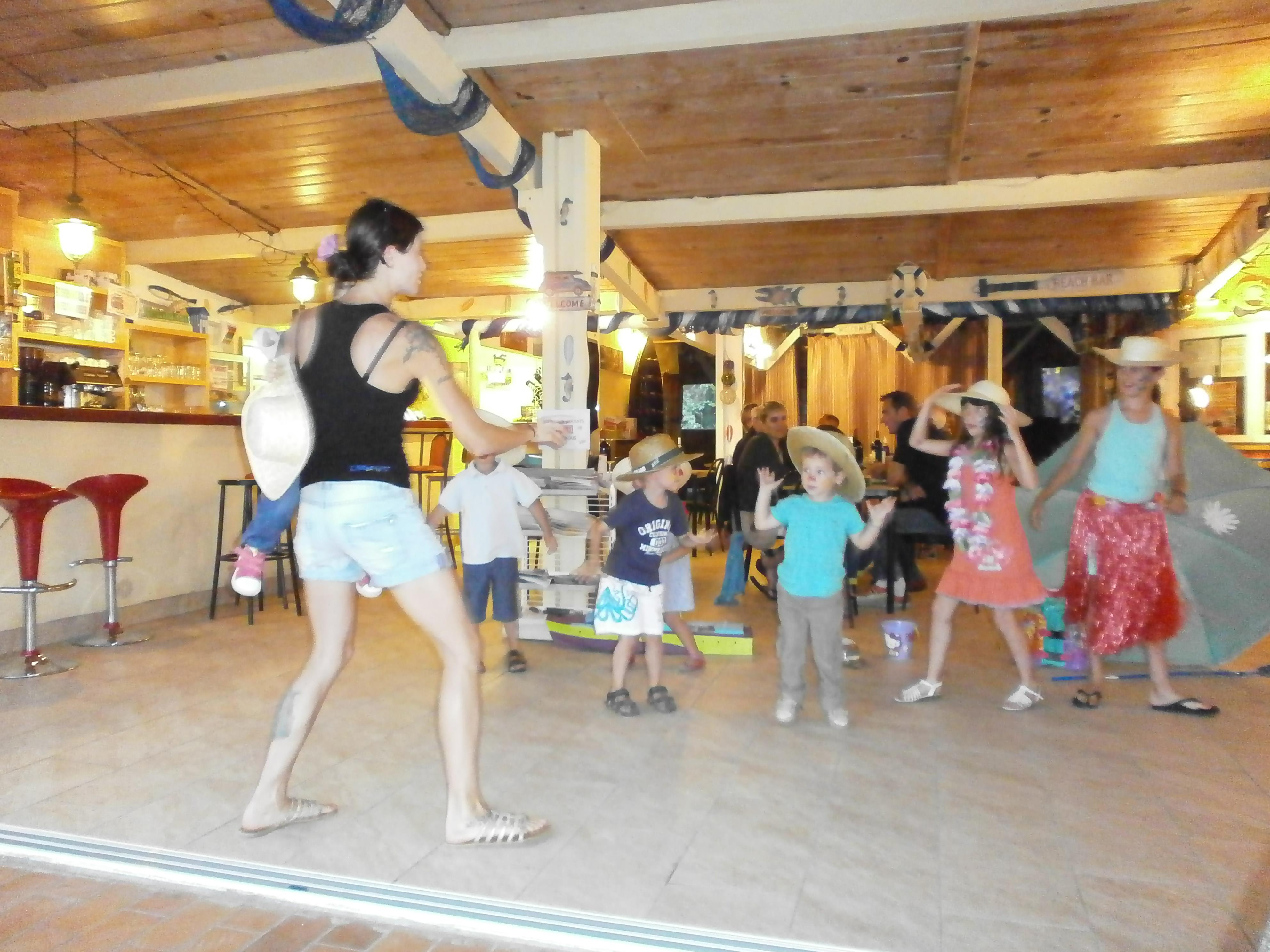 Animations Camping Val de l'Eyre - Salles