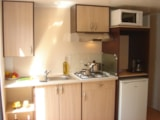 Rental - Mobile-home (2 bedrooms) - Camping Frederic Mistral