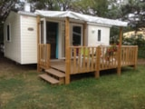 Rental - Mobile-Home (2 Bedrooms) - Camping Frédéric Mistral