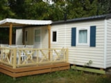 Rental - Mobile-Home  (3 Bedrooms) - Camping Frédéric Mistral