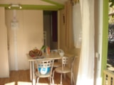Rental - Chalet  (2 bedrooms) - Camping Frederic Mistral