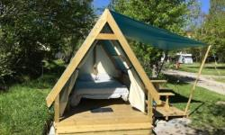Tent Lodge  1 Bed 140X190