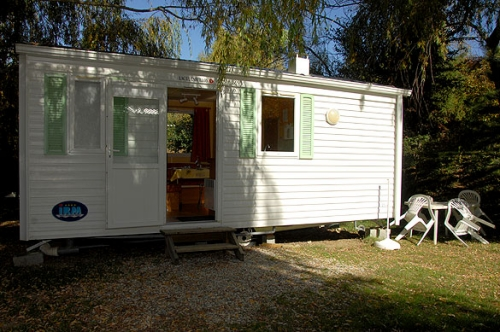 Mobil-home 18 m²