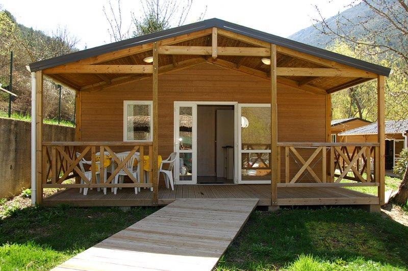 Chalet 35m² Wheelchair friendly