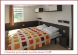 Rental - Mobil home 34m² / 2 bedrooms - terrace (adapted to the people with reduced mobility) - Flower Camping de Mars