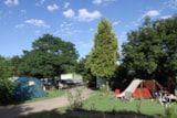 Pitch - Pitch Trekking Package by foot or by bike with tent - Flower Camping de Mars