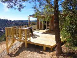 Chalet 27m² - 2 kamers - view on the valley