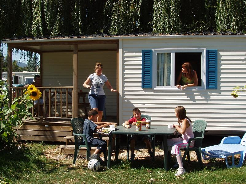 Mobil home Chalet