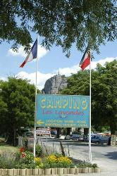 Establishment Camping Les Lavandes - Castellane