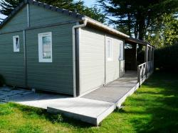 Wheelchair friendly Camping De Keralouet - Lesconil