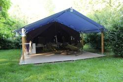 Huuraccommodatie - Freeflower Confort 37M² (2 Kamers) - Overdekt Terras 13M² - Flower camping Les Paludiers