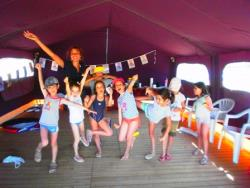 Entertainment organised Flower Camping Les Paludiers - Batz Sur Mer