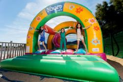 Leisure Activities Flower Camping Les Paludiers - Batz Sur Mer