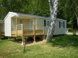 Accommodation - Mobile Home Alizé 33M² - 3 Bedrooms (4  Adults + 3 Children) - Camping Barre-Y-Va