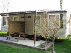 Accommodation - Mobile-Home  14 M² 1 Bedrooms - Camping Barre-Y-Va