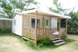 Rental - Mobile-Home Irm 23M² - Camping L'EAU VIVE