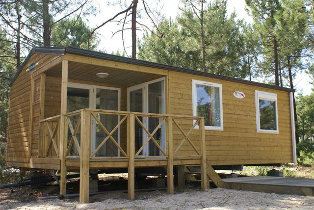 location Mobile Home 27/33 m² 4 Ppl. naturiste
