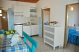 Rental - Bungalow Superior with air conditioning/heating, tv - 2-6 places - Holiday Village & Camping Nettuno