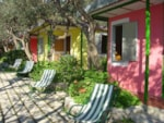 Mietunterkünfte - Bungalow Superior with air conditioning/heating, tv - 2-6 places - Holiday Village & Camping Nettuno