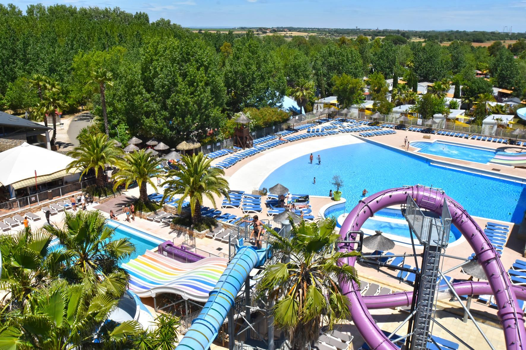 Betrieb Camping les MIMOSAS - Portiragnes Plage