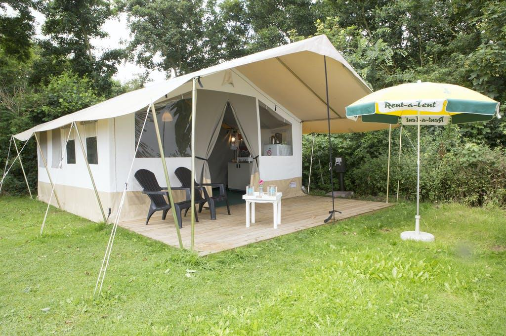 Location - Tente Safari - AIROTEL CAMPING BON PORT