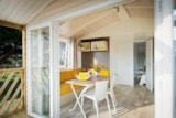 Rental - LE SAFARI (2 Adults + 2 kids) + TV - ANIMAUX INTERDITS - AIROTEL CAMPING BON PORT
