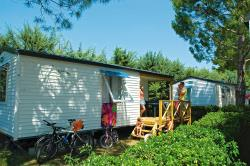 Mobil Home Le Grand Large Non Climatise 2 Chambres 2 Adultes - 4 Enfants