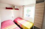 Rental - LE COSY (2 Adults + 2 Kids) + TV - Animals forbidden - AIROTEL CAMPING BON PORT