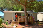 Rental - LE PATIO (4 Adults) TV + AIR CO / Animals forbidden - AIROTEL CAMPING BON PORT